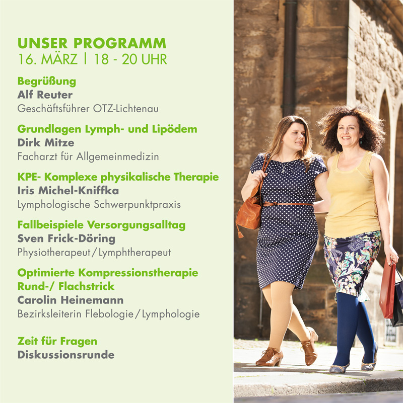 Programm Patientenforum