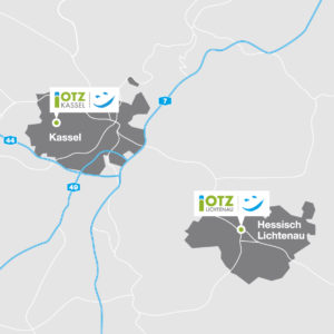 OTZ-Lichtenau-Kassel-Karte